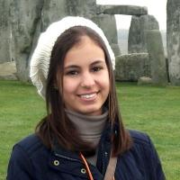 Julia, correspondente especial do PET Civil diretamente de Londres