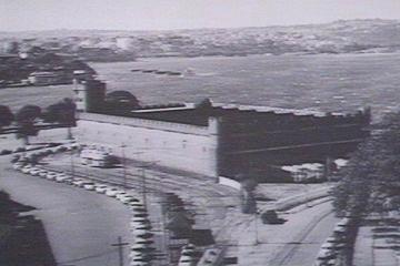 Fort Macquarie Tramp Depot