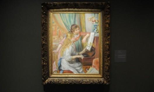 Moças ao Piano - Pierre Auguste Renoir - 1892