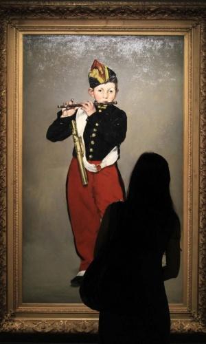 O Tocador de Pífaro - Édouard Manet - 1867