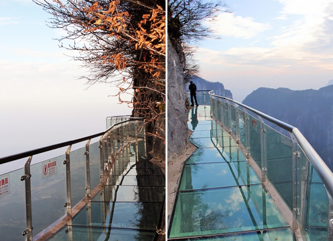 Ponte-de-Vidro-na-Montanha-Tianmen-China