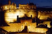 Castelo de Edimburgo, Escócia