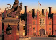 Hampton Court Palace, Londres