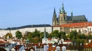 Símbolo nacional, o castelo de Praga foi erguido a partir do século 9º, mas ganhou suas atuais feições somente entre os séculos 14 e 16, quando serviu de cenário para as batalhas de unificação do país.