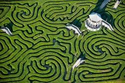 Labirinto Longleat, Inglaterra - Foto: archive.4plebs.org
