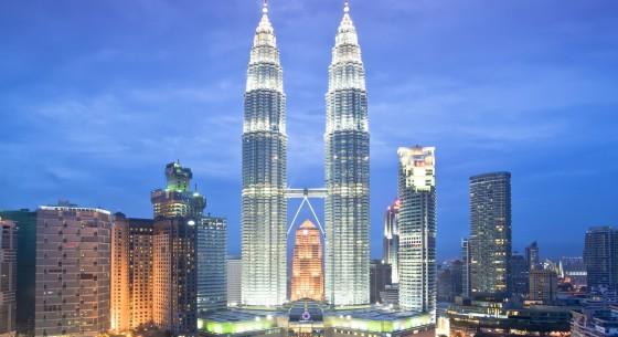 Malaysia,Kuala Lumpur City, Petronas Towers