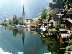 Hallstatt, Áustria (Idade do Ferro)