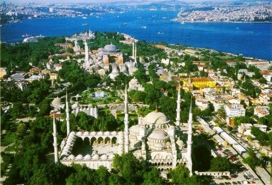 Istambul (antiga Constantinopla)