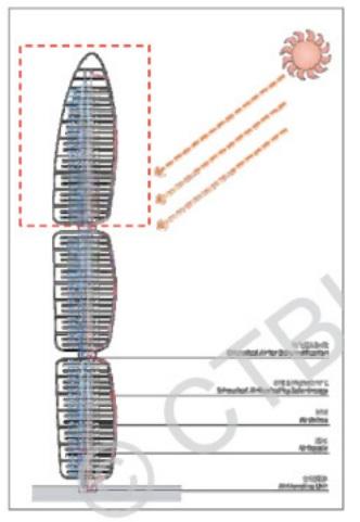 Localização painéis solares. Fonte: josre.org