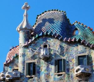 Telhado da casa. Fonte: wikipedia.com