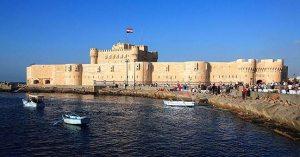 Forte Qaitbay. Fonte: tripadvisor
