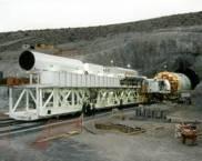 tunnelboringmachine