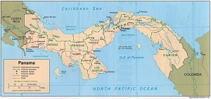 Panamá. Fonte: Portale Storia