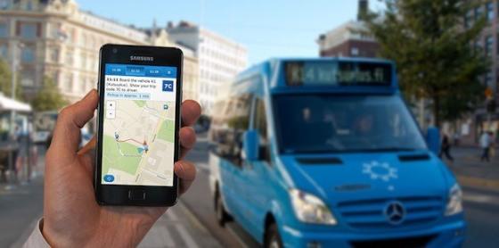 Aplicativo que permitirá aos usuários ter acesso aos horários, trajetos e outras informaçōes sobre os transportes públicos