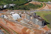 Construção da Cidade Administrativa de MG