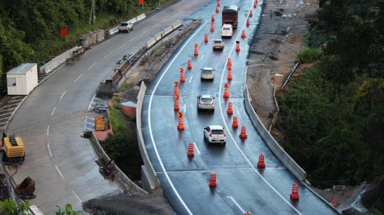 Ponte sobre o Rio Major Archer finalizada e entregue aos usuários da rodovia