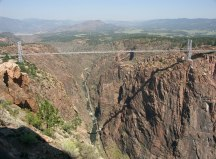 Ponte Royal Gorge.