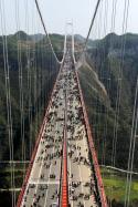 Ponte de Aizhai.