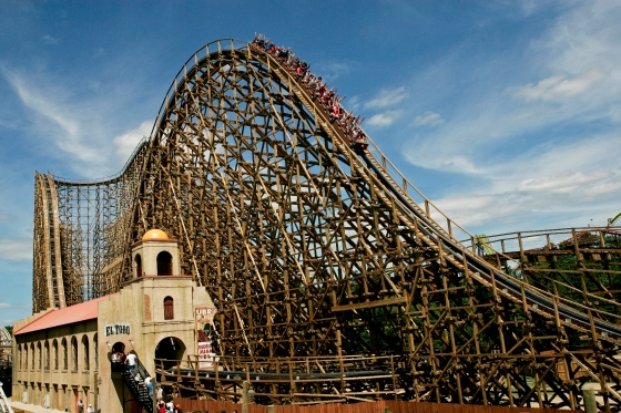 El Toro, Six Flags, NJ