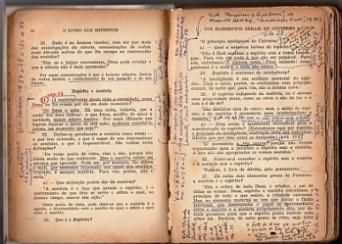 o livro dos espiritos a1
