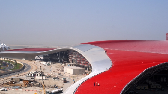 Out-of-the-Ordinary-Design-The-Ferrari-World-in-Abu-Dhabi-by-Benoy-Architects-Homesthetics-1