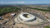 """Estádio """"Castelão""""."""