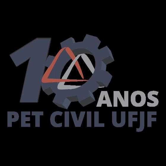 10 Anos PET Civil Quadrada