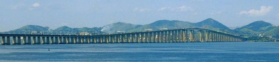 Fig. 6: Vista panorâmica da Ponte Rio-Niterói