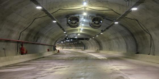 Túnel Prefeito Marcello Alencar
