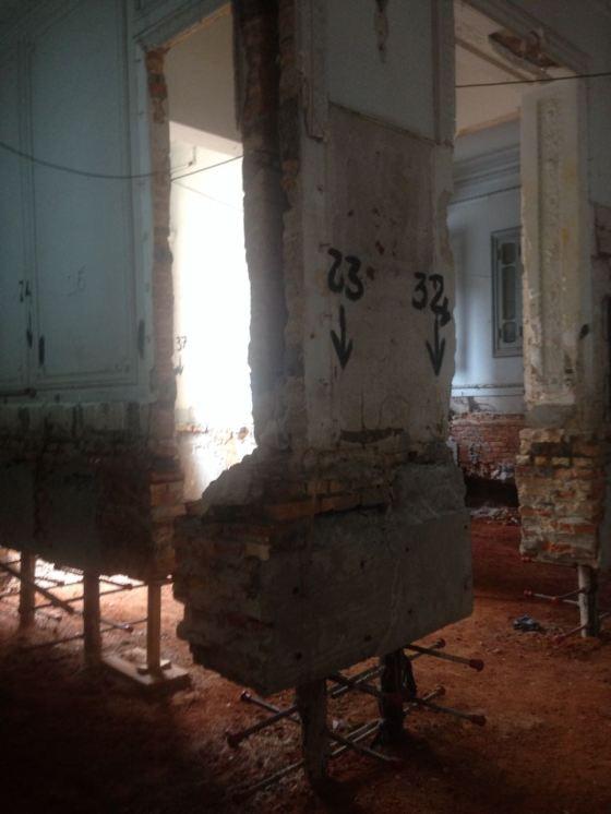 piso demolido